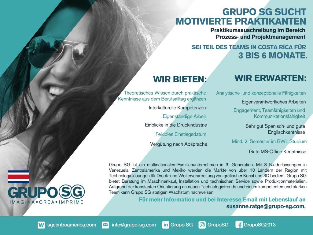 Praktikum Grupo SG Costa Rica